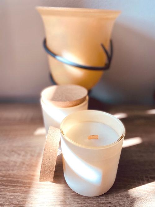 Sandalwood Incense + Exotic Amber