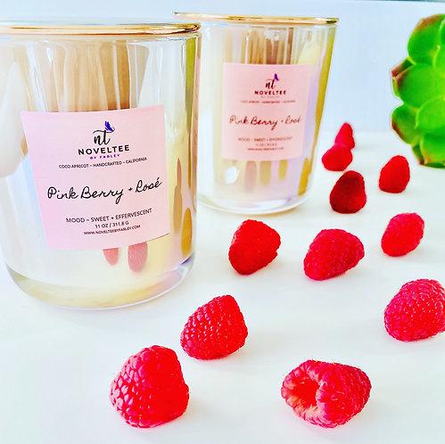 Pink Berry + Rosé