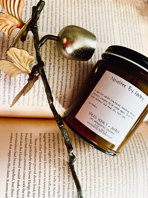 Spiced Honey + Amber