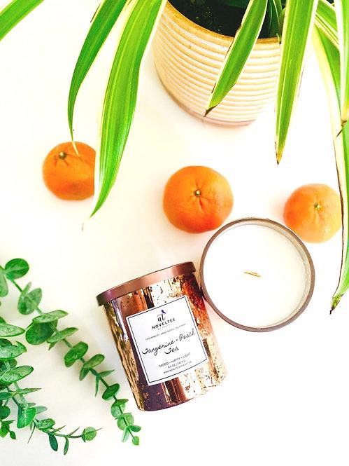 Tangerine + Peach Tea