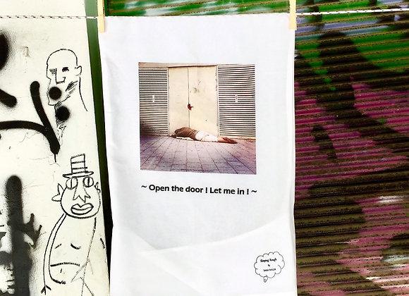 Open the door!