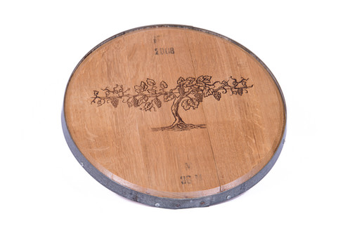 24 Barrel Head Lazy Susan