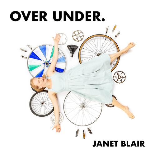 Over Under Album CD