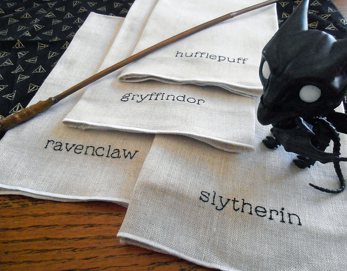 harry potter napkin set