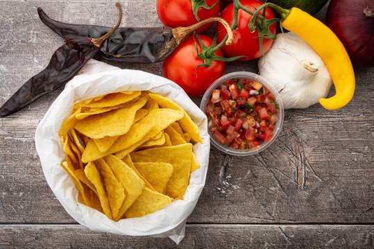 Tortilla Chips & Salsa
