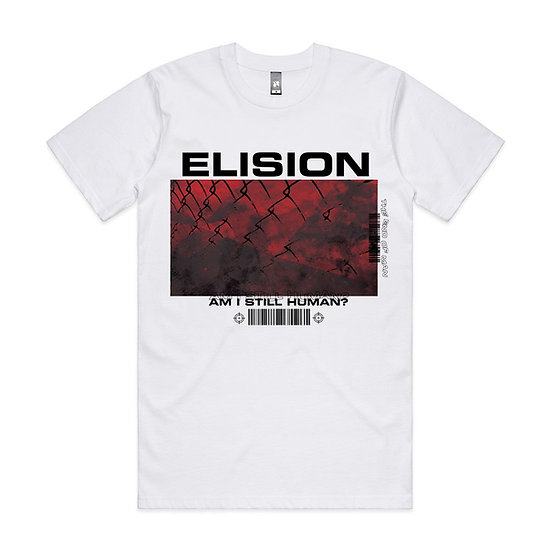 'The End of Man' Tee (White)