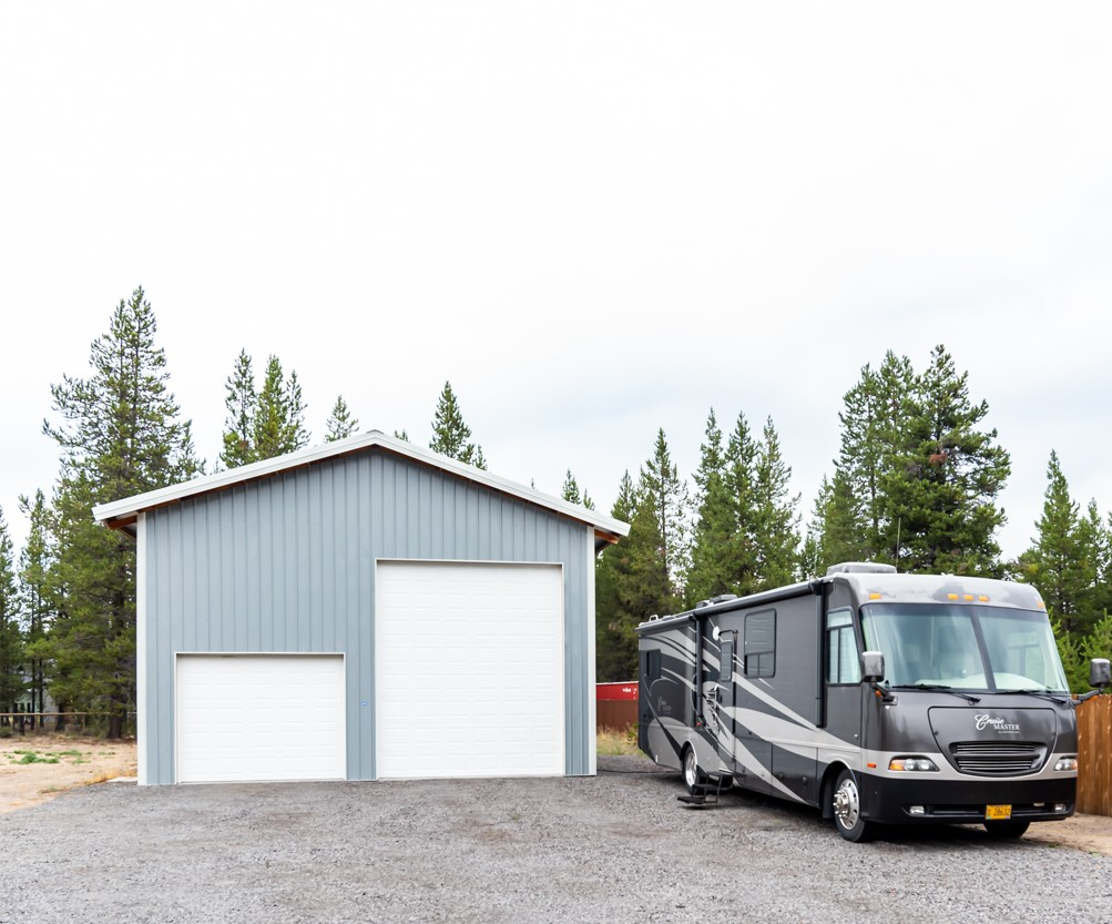 16248 Dyke Road RV Garage
