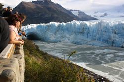 Glaciar Perito Moreno, pasarelas
