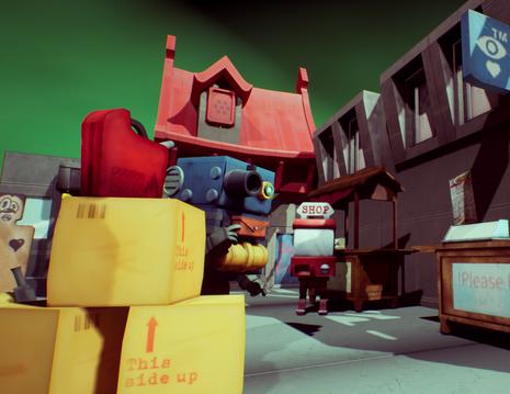 Diesel Alley