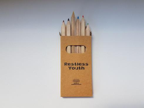Boîte à crayon personnalisé