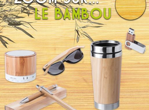 Zoom sur... Le Bambou