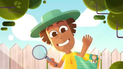 Meeting Mandu 2D/3D animated short film