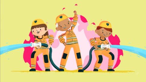 Making of Playschool  Everyday Helpers