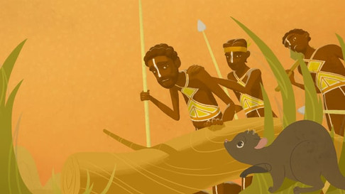 Isis River-A Wonnarua Tribe Story
