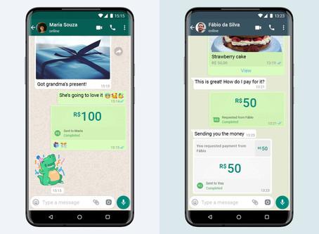 WhatsApp Pay: como receber e fazer pagamentos pelo aplicativo