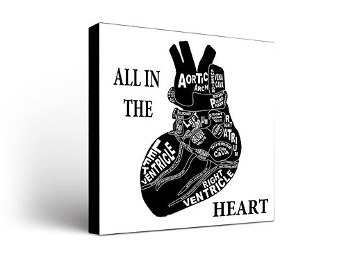 All In The Heart
