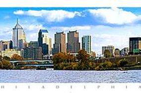 Philadelphia Skyline Day