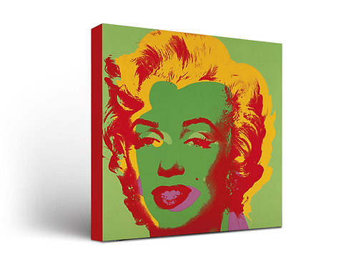 Marilyn Monroe Andy Warhol Green