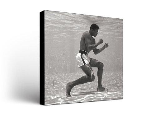 Muhammad Ali Underwater