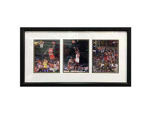 Sports Print 2: Sealed, Matted and Framed