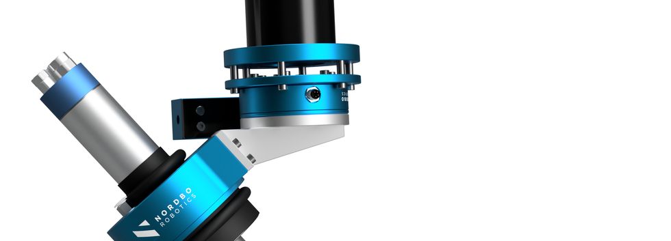 NRS-6 Force Torque Sensor used in Deburring application