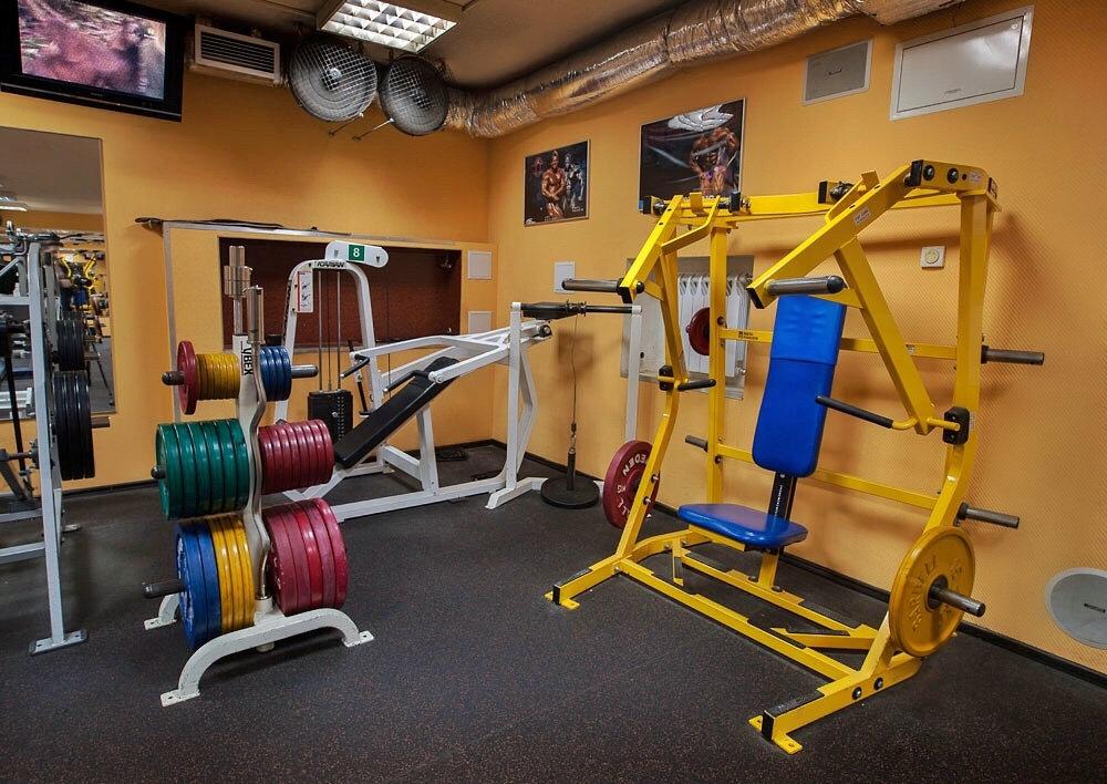 Тренажерный зал Sunny Gym