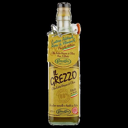 Масло оливковое Costa d'Oro «IL Grezzo» Extra Virgin, 500 мл