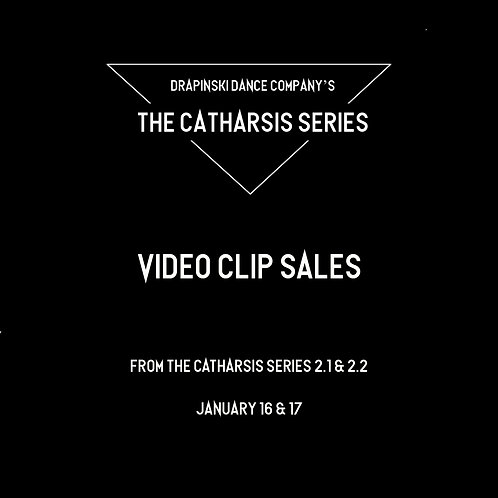 Video Clip Sales from The Catharsis Series 2.1 & 2.2