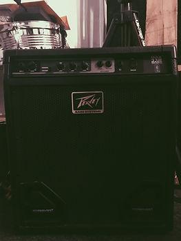 Peavey MAX 112 Bass Amp