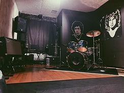 Studio A - Beach Rehearsal