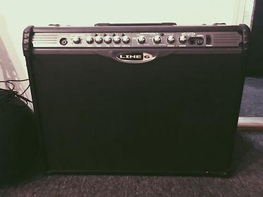 Line 6 SPYDER Guitar Amp
