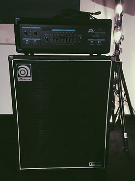 Peavey MARK III - XP Series Bass Amp