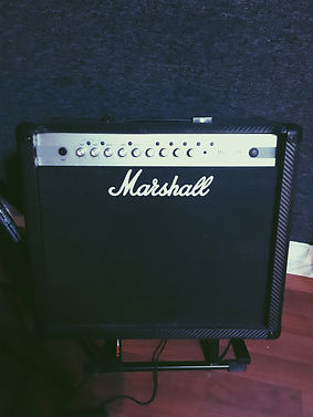 Marshall MG101 CFX Guitar Amp