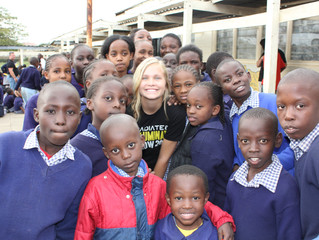Taking the Gospel to Kenyan slums
