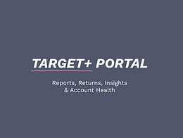 Target Plus Portal