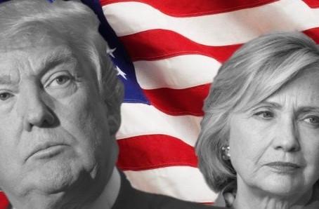 Trump Businessman Clinton Politician