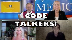 Deep State talks code??