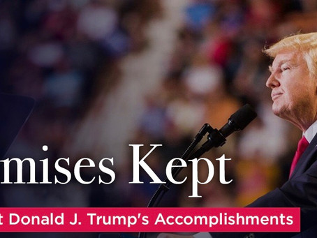 Promises Made Promises Kept Vote Red Today