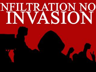 Flu d' etat Infiltration Not Invasion