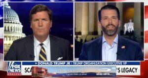 Donald Trump Jr. Reveals Q Fox News