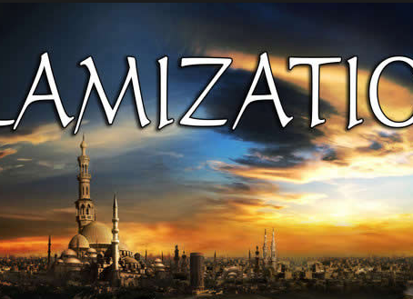Heads Up The Islamization of America