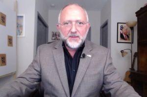 John Michael Chambers Weaponization of Coronavirus