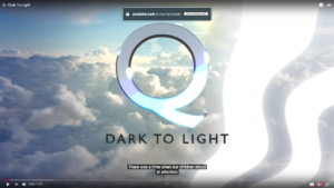 Qanon Dark to Light
