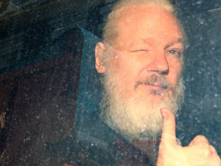 Julian Assange There Are No Coincidences