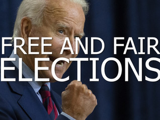 Free And Fair Elections