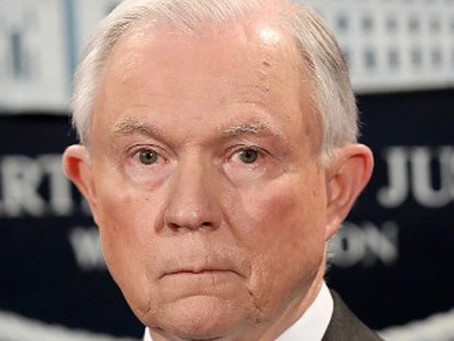 Sessions Deep State Dweller or 3D Chess?