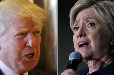 Trump vs Clinton On Governing America