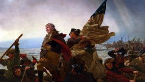 Trump leads Washington revolution