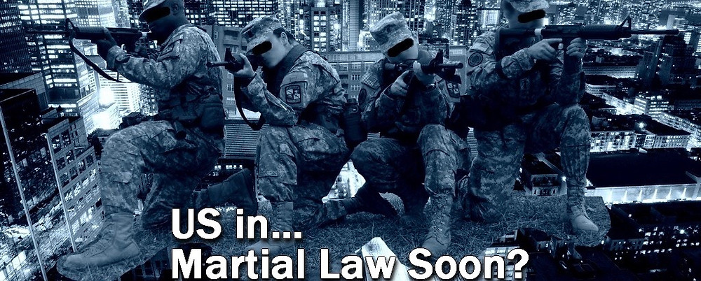 2016 Martial Law According to Plan
