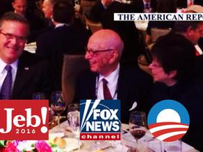 FOX News And Rupert Murdoch Knew About THE HAMMER and SCORECARD Since 2013